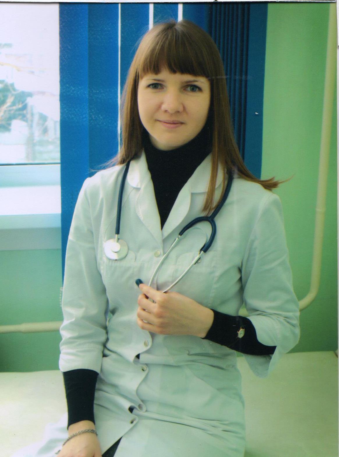 Непомилова Виктория Владимировна - врач